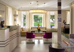 南海滩布里克沃特酒店 - 迈阿密海滩 - 大厅