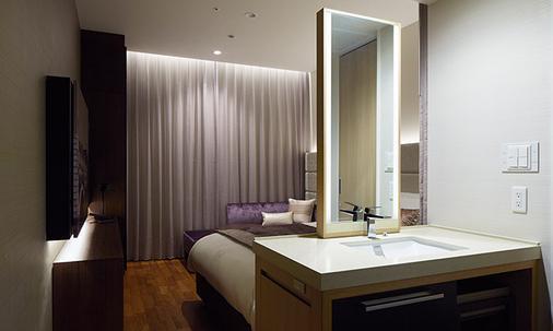 大阪普米尔三井花园饭店 - 大阪 - 浴室
