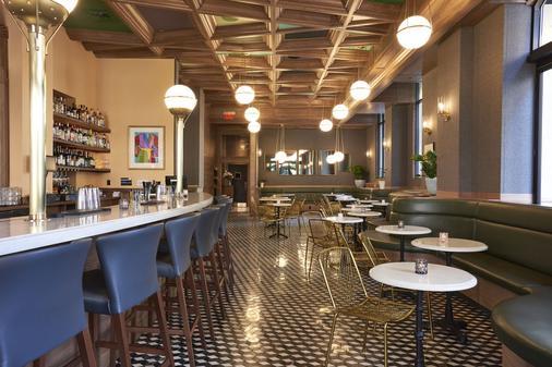 多西耶酒店 - 波特兰 - 酒吧
