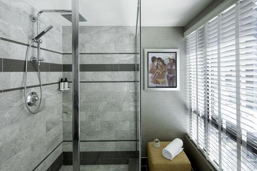 多西耶酒店 - 波特兰 - 浴室