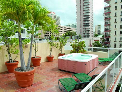 珊瑚公主酒店 - 圣胡安 - 酒店设施