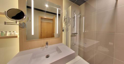 穆尔西亚七冠西方酒店 - 穆尔西亚 - 浴室