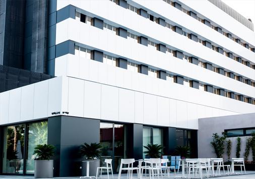 穆尔西亚七冠西方酒店 - 穆尔西亚 - 户外景观