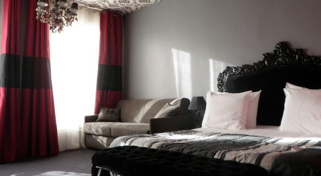 Ideal Hotel Design - 巴黎 - 睡房