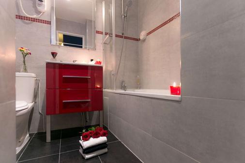 理想设计酒店 - 巴黎 - 浴室