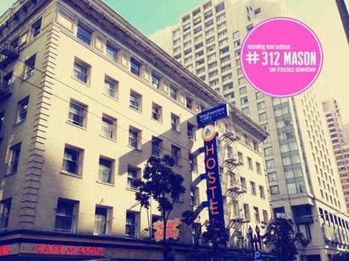 旧金山市区国际青年旅舍 - 旧金山 - 建筑