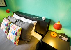 旧金山市区国际青年旅舍 - 旧金山 - 睡房