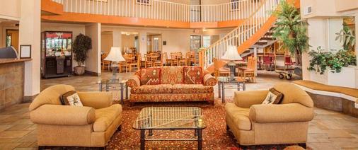 阿纳海姆布埃纳公园凯艺套房酒店 - 比埃纳帕克 - 门厅