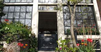 巴罗尼住宿加早餐酒店 - 阿姆斯特丹 - 户外景观