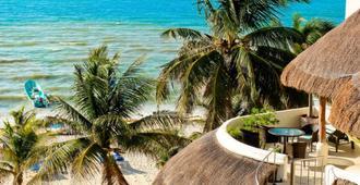 棕榈滩海滩公寓式酒店 - 卡门海滩 - 海滩
