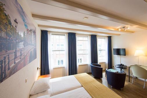 乐可公寓式酒店 - 阿姆斯特丹 - 睡房