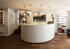 乐可公寓式酒店 - 阿姆斯特丹 - 柜台
