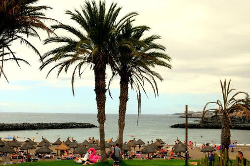拉斯弗洛雷斯别墅酒店 - 美洲海滩 - 海滩