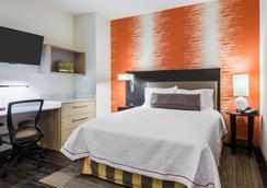 亚特兰大市中心希尔顿欣庭套房酒店 - 亚特兰大 - 睡房