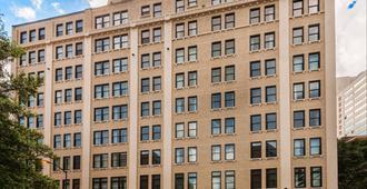 亚特兰大市中心希尔顿惠庭酒店 - 亚特兰大 - 建筑