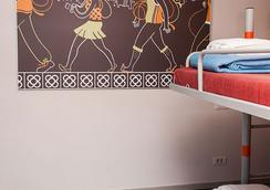佩雷塔雷斯旅馆 - 巴塞罗那 - 睡房