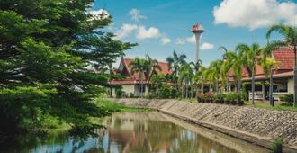 Nordic Tropical Resort - 梭桃邑 - 户外景观