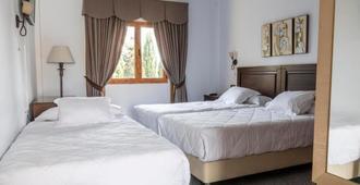卡斯蒂略广场酒店 - 马拉加 - 睡房