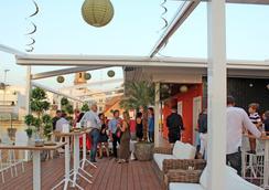 马拉加高级酒店 - 马拉加 - 露天屋顶