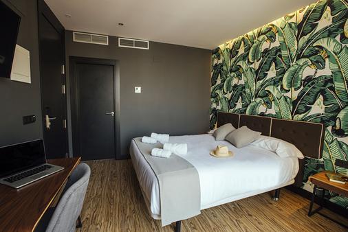 马拉加高级酒店 - 马拉加 - 睡房