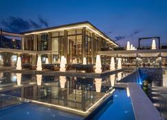 纳纳公主套房别墅 Spa 酒店 - 赫索尼索斯 - 建筑