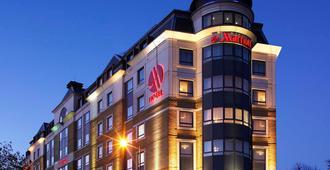 伦敦麦达维尔万豪酒店 - 伦敦 - 建筑