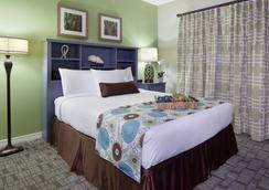 假日俱乐部巴拿马城海滩度假酒店 - 巴拿马城海滩 - 睡房