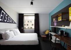 格罗宁根学生酒店 - 格罗宁根 - 睡房