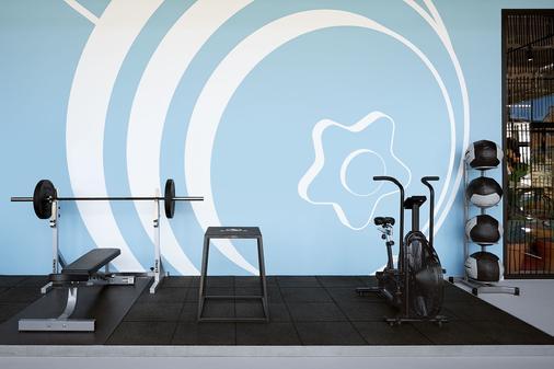 格罗宁根学生酒店 - 格罗宁根 - 健身房