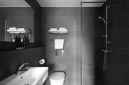 艾恩德霍芬学子酒店 - 埃因霍温 - 浴室