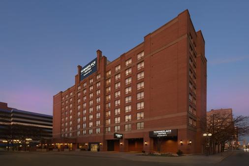 温莎优质套房酒店 - 温莎 - 建筑