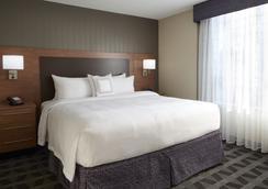 温莎优质套房酒店 - 温莎 - 睡房