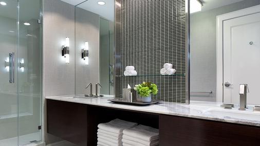 波士顿凯悦酒店 - 波士顿 - 浴室