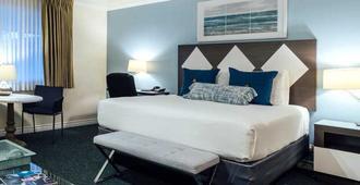 基恩斯旅馆 - 圣地亚哥 - 睡房
