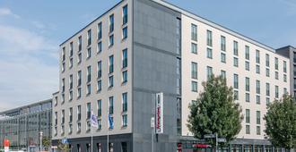 法兰克福中心展希尔顿欢朋酒店 - 法兰克福 - 建筑