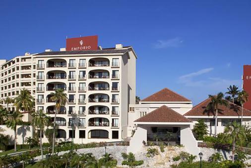 坎昆安普里奥套房酒店 - 坎昆 - 建筑