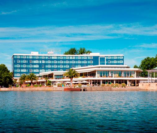 翰诺威马斯湖万豪度假酒店 - 汉诺威 - 建筑