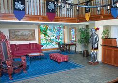 阿纳海姆城堡套房酒店 - 安纳海姆 - 大厅
