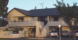 汉密尔顿体育场汽车旅馆 - 汉密尔顿 - 建筑