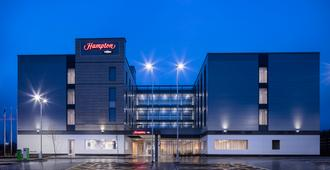 希尔顿汉普顿布里斯托尔机场酒店 - 布里斯托