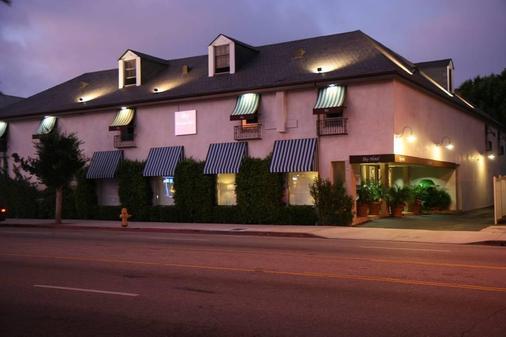 洛杉矶天空精品酒店 - 洛杉矶 - 建筑