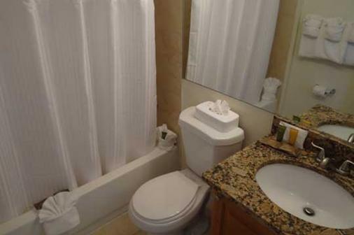 好莱坞海滩克鲁斯港度假酒店 - 好莱坞 - 浴室