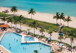 好莱坞海滩克鲁斯港度假酒店 - 好莱坞 - 游泳池