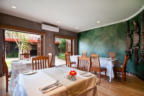 辛格旅馆 - 狮吼旅馆酒店 - 伊丽莎白港 - 餐馆