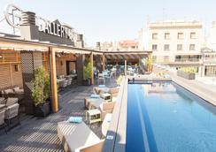 巴塞罗那画廊酒店 - 巴塞罗那 - 露天屋顶