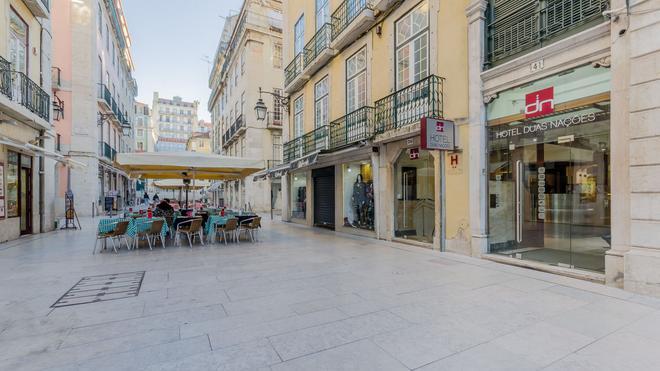 杜阿斯纳克斯酒店 - 里斯本 - 户外景观