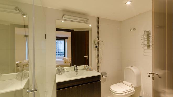 杜阿斯纳克斯酒店 - 里斯本 - 浴室