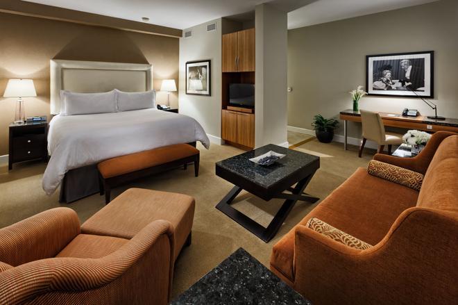 提亚特洛酒店 - 丹佛 - 睡房