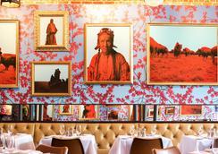 21C博物馆路易斯维尔酒店 - 路易斯威尔 - 餐馆