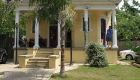 印度房子旅馆 - 新奥尔良 - 建筑